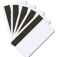 BLANK MAGNETIC CARD - HI-CO