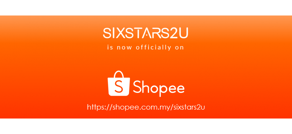 We're ready on SHOPEE!