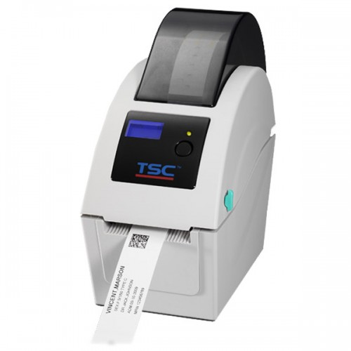 Tsc Tdp 255w Direct Thermal Wristband Printer