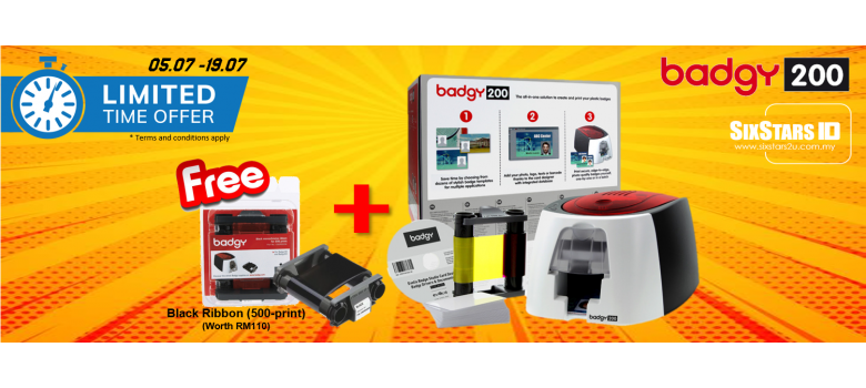 Flash Sales - BADGY200