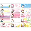 HELLO KITTY CARTOON STICKER
