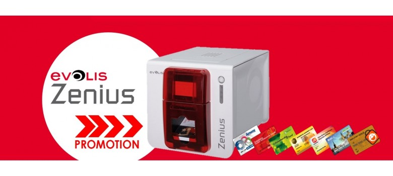 EVOLIS ZENIUS PROMOTION PACKAGE