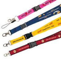 Custom Lanyard Printing - Silk Screen Nylon