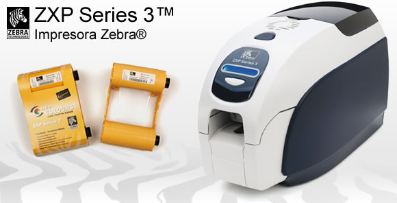 Zebra ZXP3 Printer-Single or Double-Sided